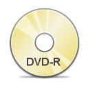 DVD R2 copy Icon