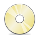 DVD ROM copy Icon