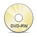 DVD RW2 copy Icon
