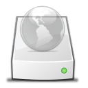 Drive Network 2 copy Icon