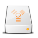 Firewire drive copy Icon