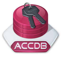 Office access accdb Icon