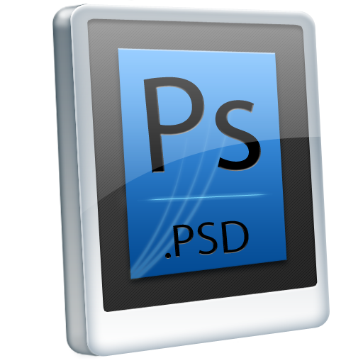 File PSD icon free download as PNG and ICO formats ...