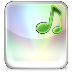 mpeg avi wav ogg mp3 IT Icon