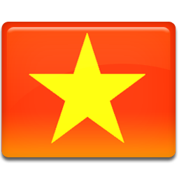 Vietnam Flag Vector Icons free download in SVG, PNG Format