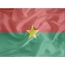 Regular Burkina Faso Icon