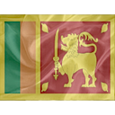 Regular Sri Lanka Icon