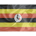 Regular Uganda Icon