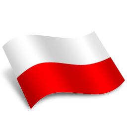 Poland Polska Flag Icon