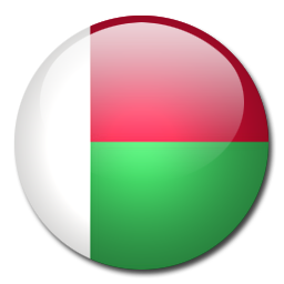 Madagascar Flag Icon