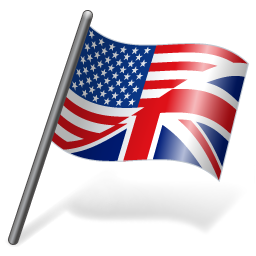 English Language Flag 3 Vector Icons Free Download In Svg Png Format