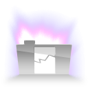 Aurora Incomplete Icon