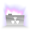Aurora Radioactive Icon