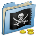 Blue Pirates Icon