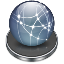 File Server Graphite Icon