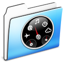 Dashboard Folder smooth Icon