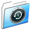 TimeMachine Folder smooth Icon