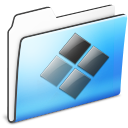 Windows and sharing Folder smooth Icon