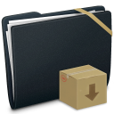 Elastic Drop Box Icon