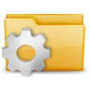 Folder Option Icon