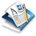 Appleworks folder Icon