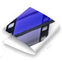 Apple Shake Folder Icon