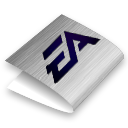 EA Games Blue Icon