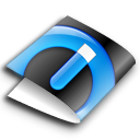 Quicktime7 Folder Icon