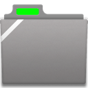 Generic Badged Green Icon