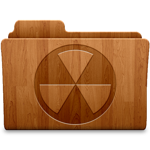 Burn Wood Icon