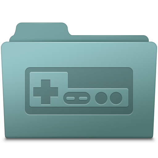 Game Folder Willow Icon