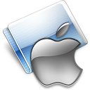 Apple gray Icon