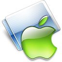 Apple lime Icon