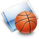 Games Basketball Icon