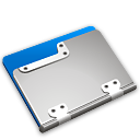 Blueberry Folder Icon