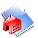 Aqua Iconfactory Icon