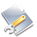 Graphite Apps Icon