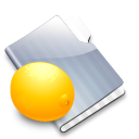 Graphite Marmalade Icon