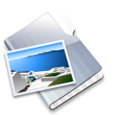 Graphite Pictures Icon