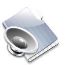 Graphite Sounds Icon