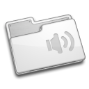 Sounds Folder Icon