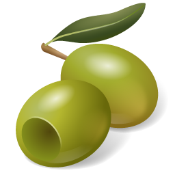 Fruit Olive Green Vector Icons Free Download In Svg Png Format