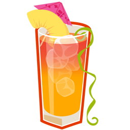 Mai Tai Vector Icons Free Download In Svg Png Format