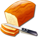 Sliced bread Icon