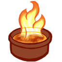 Creme brulee Icon