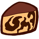 Gateau marbre Icon
