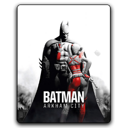 Batman Arkham City Vector Icons Free Download In Svg Png Format