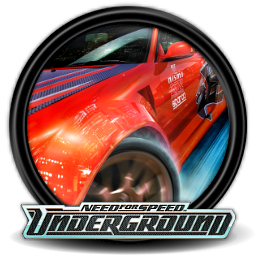 Need For Speed Underground 1 Vector Icons Free Download In Svg Png Format