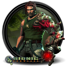 Bionic Commando 4 Icon