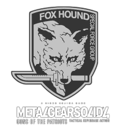 Metal Gear Solid 4 GOTP 3 Icon